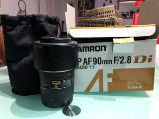 Tamron MACRO. SP AF 90mm f/2.8