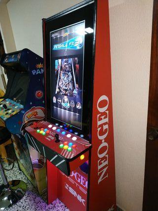 arcade vertical multijuegos