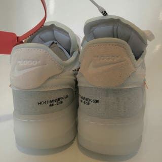 Nike X Off-White Air Force 1 EU 42