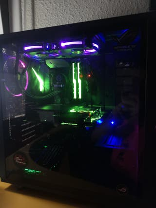 Torre gaming overclock 5ghz.