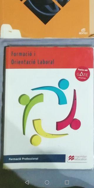 libro de fol ( formacio orientativa laboral)
