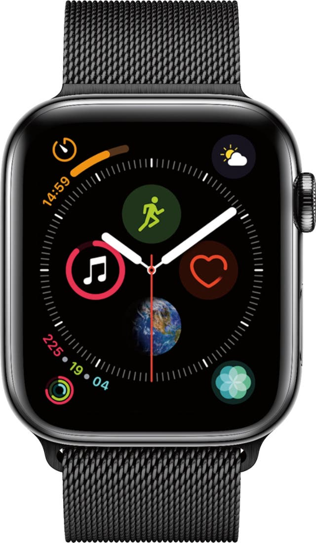 Apple Watch 4 GPS Celular Acero 44mm