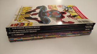 Spiderman lote cómics