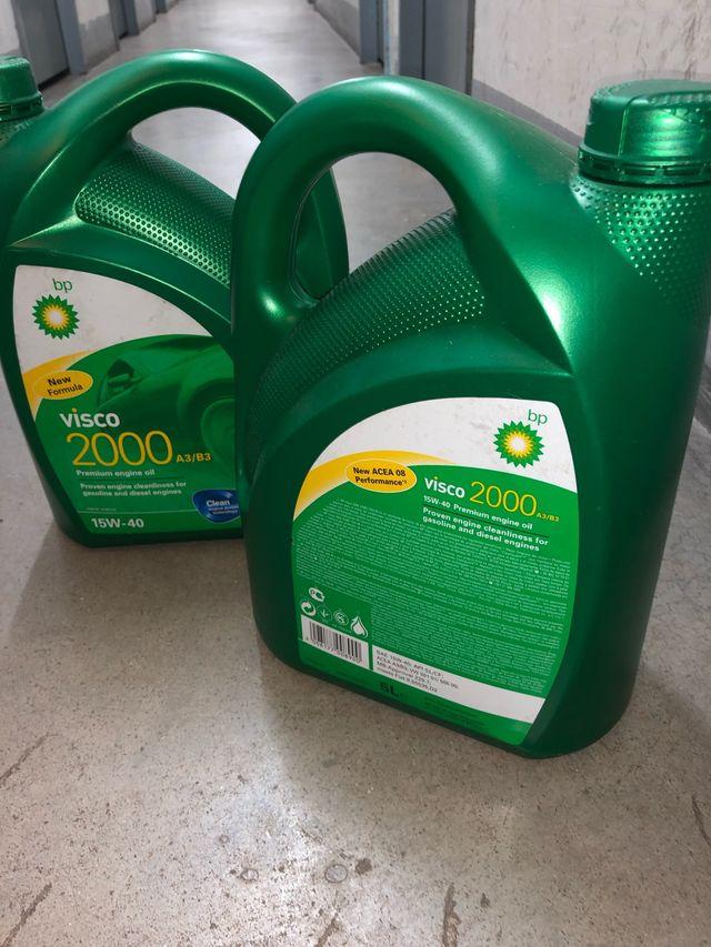Aceite BP 15w40