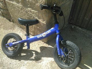 Bici sin pedales 1-3 años BikeStar