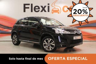 Citroën C4 Aircross HDi 115 Stop & Start 6v 4WD Feel Edition