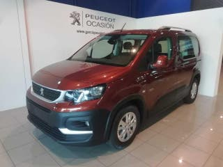 Peugeot Rifter NAV + PLUS BLUE HDI 100