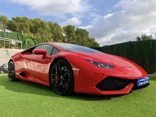Lamborghini Huracán Lp610 aceptamos coche