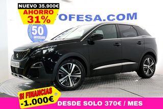 Peugeot 3008 1.5 L BlueHDI GT LINE 130cv S/S 5p