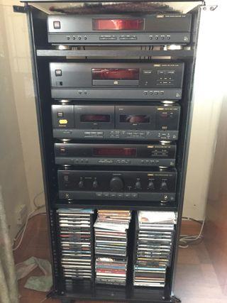 Equipo de sonido Luxman