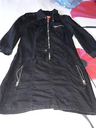 Precioso vestido negro.Talla s .Marca Only