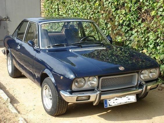 SEAT 124 Sport 1800 1980