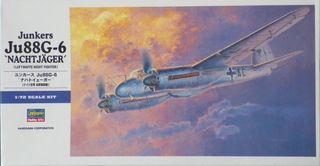 Maqueta avión Hasegawa