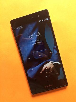 Huawei Ascend P7 16 Go Noir Débloqué