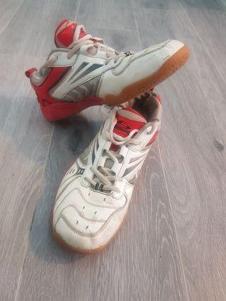 zapatillas de pin pong