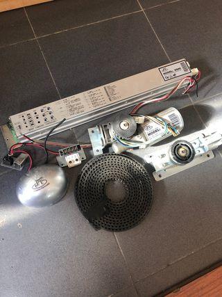Motor automático