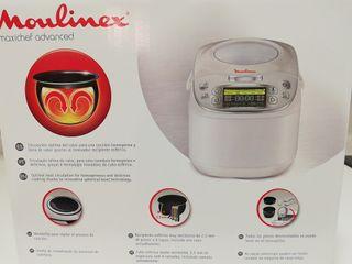 Robot cocina moulinex maxichef advanced