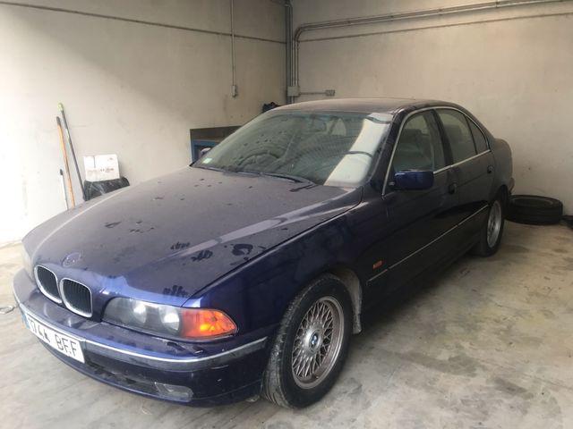 BMW Serie 5 despiece