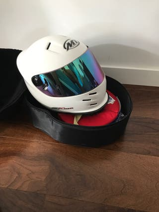 Casco MT Helmets Karting