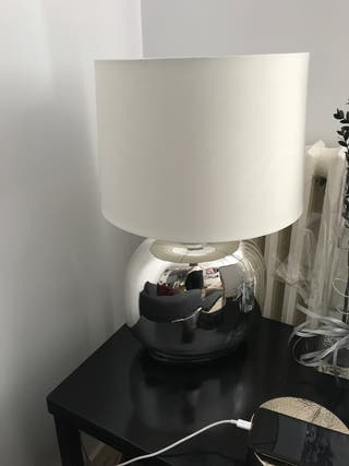 Lámpara mesa zara home
