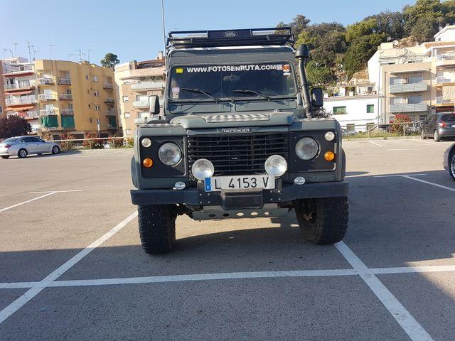 Land Rover Defender 1992