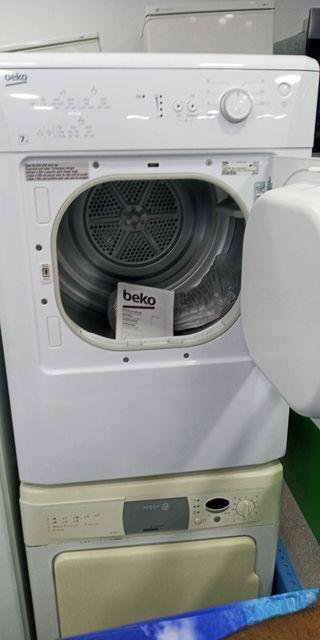secadora beko 7KG de tara cin garantía