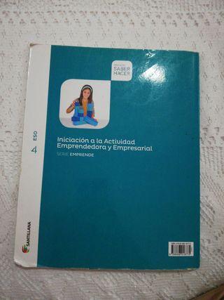 libro de actividad empresarial