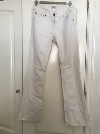 Bootcut blanco jeans Tommy Hilfiger