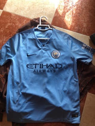 Camisetas originales City y Argentina Messi