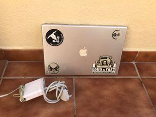 MacBook Pro 2008 más cargador