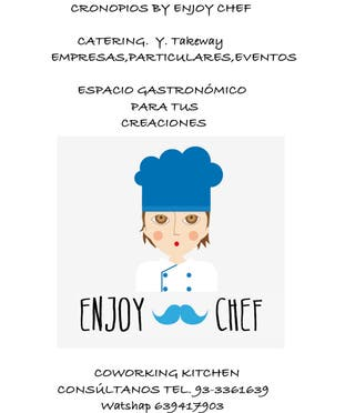 Cocina profesional compartida