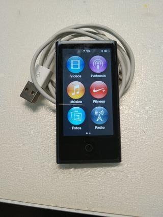 Ipod nano. Practicamente sin usar.