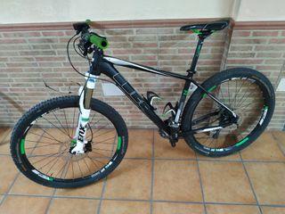Bicicleta de montaña Cube ltd