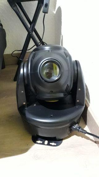 eurolite led TMH 3 ( luces para discoteca)
