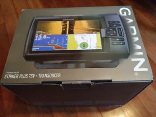 SONDA GARMIN STRIKER PLUS 7SV + TRANSDUCTOR GT52WH