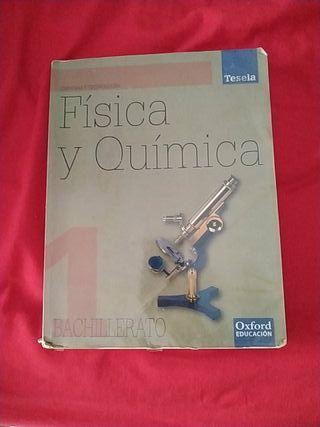 Libro física y química ( Oxford)