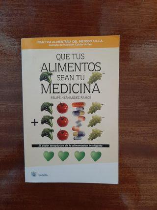 Que alimentos sean tu medicina