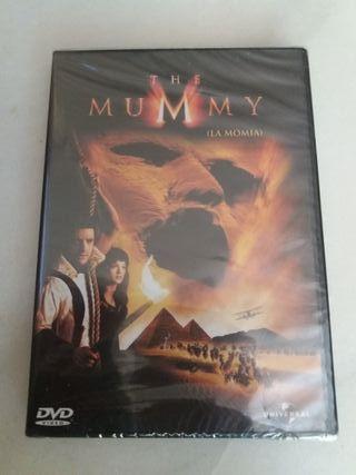 Pelicula dvd la momia