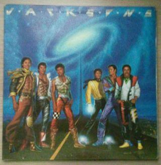 Discos de vinilo PROMO The Jacksons Victory