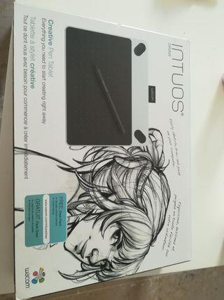 tableta dibujo