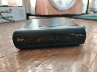 Router Cisco Cable módem EPC3000