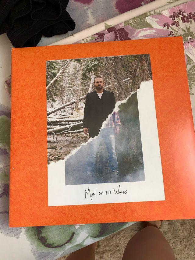Vinilo Man of the Woods Justin Timberlake