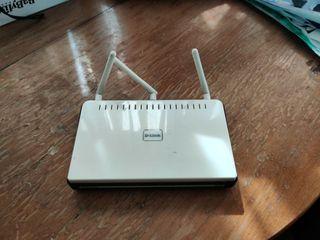 Router Wifi D-Link DIR-655