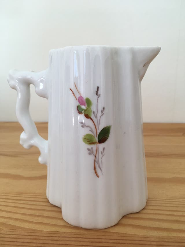 Antique English Porcelain Jug
