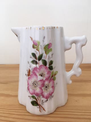 Antique English Porcelain Jug