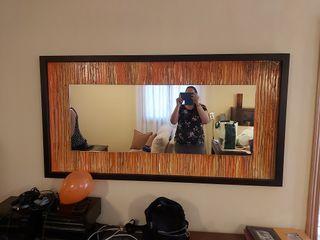 espejo grande salon