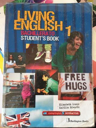 Libro de inglés 1BTO