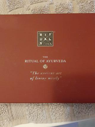PACK RITUALS RITUAL OF AYURVEDA