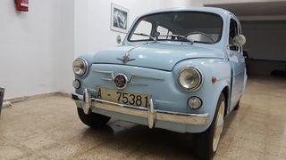 SEAT 800 1964