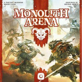 Monolith Arena. Precintado